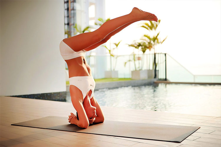 Yoga is a 5,000-year-old physical, mental and spiritual practice having its origin in india